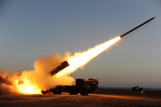 Chinese A300 Artillery System