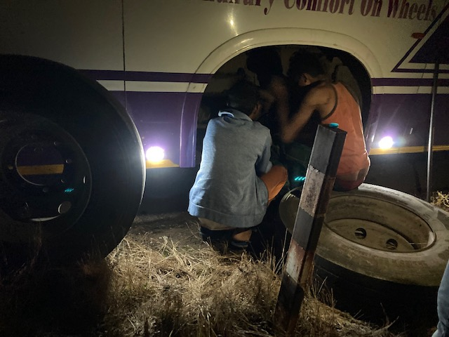 Bus Break down